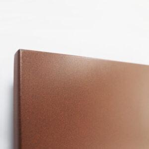 Termoarredo radiante elettrico ferro design verniciatura a polveri