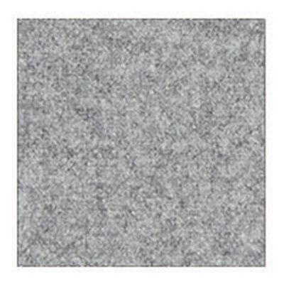 Tappeto riscaldante lana grigio chiaro