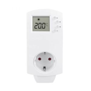Easytech termoregolazione intelligente presa comandata con termostato