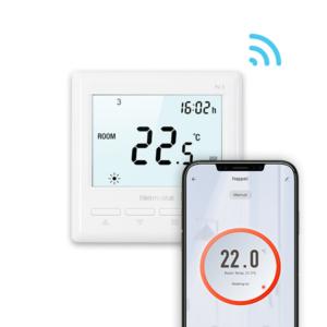 Termostato Wifi a parete Easytech SHOP